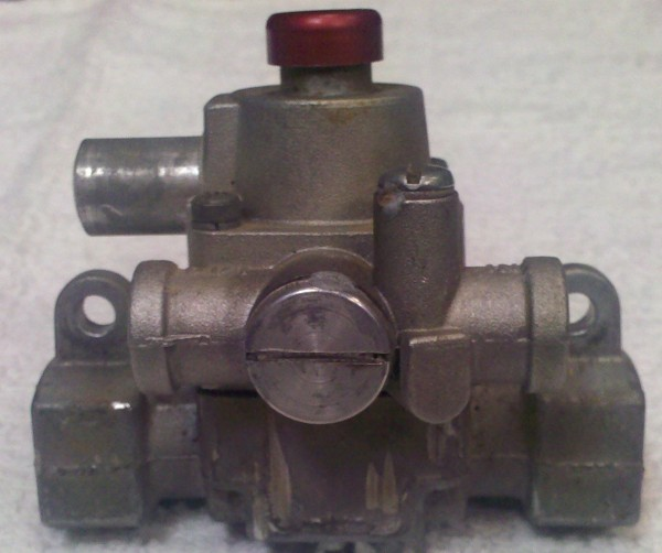 Robertshaw TS-11 gas pilot safety valve