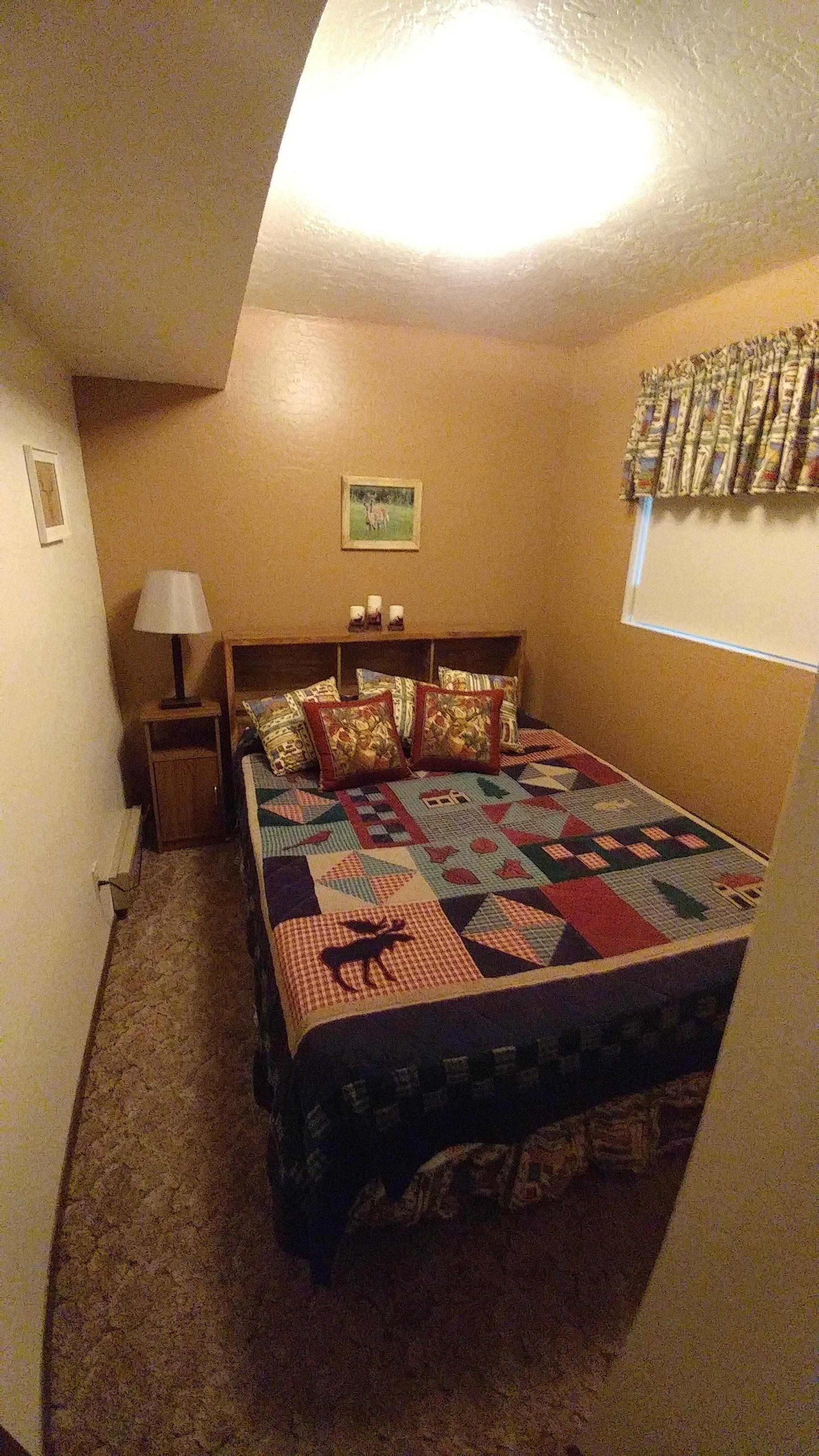 Downstairs Bedroom-Deer