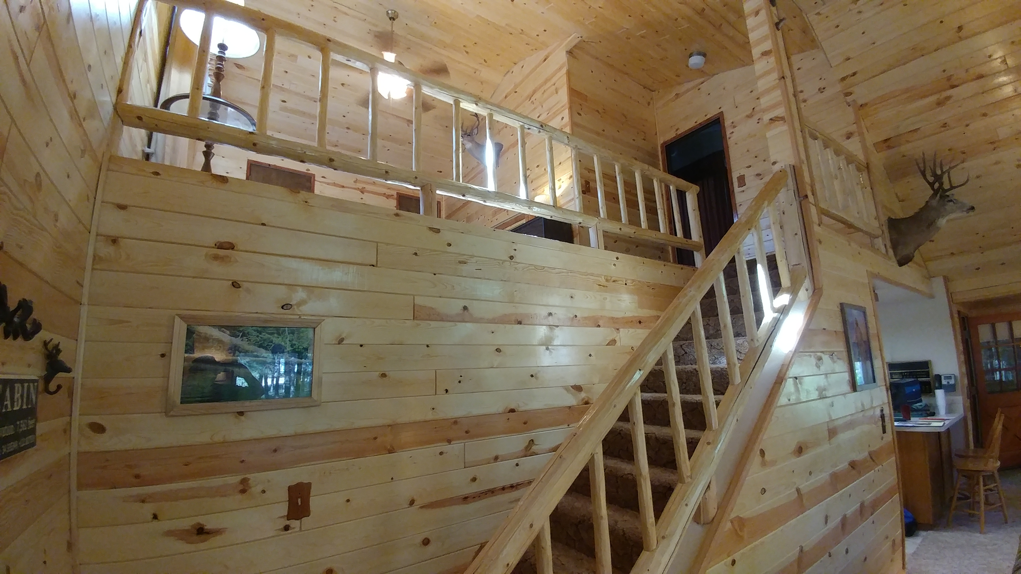 Main Floor Loft View